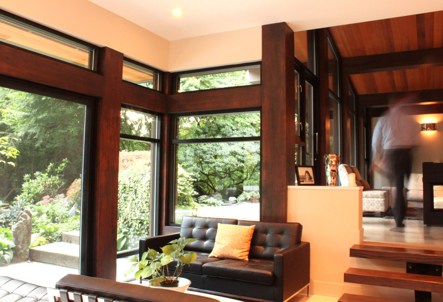 One Seed Architecture Interiors Geometric House Vancouver